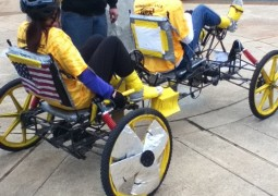 Students win award at NASA's Great Moonbuggy Race