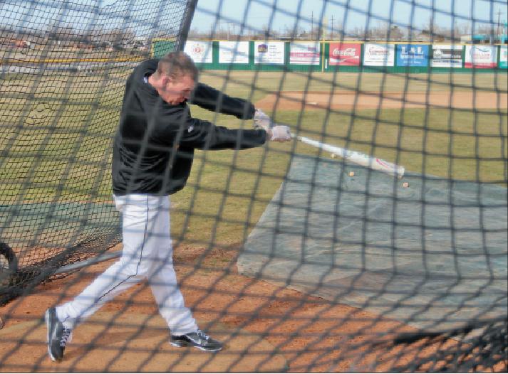 Baseball preps for home opener