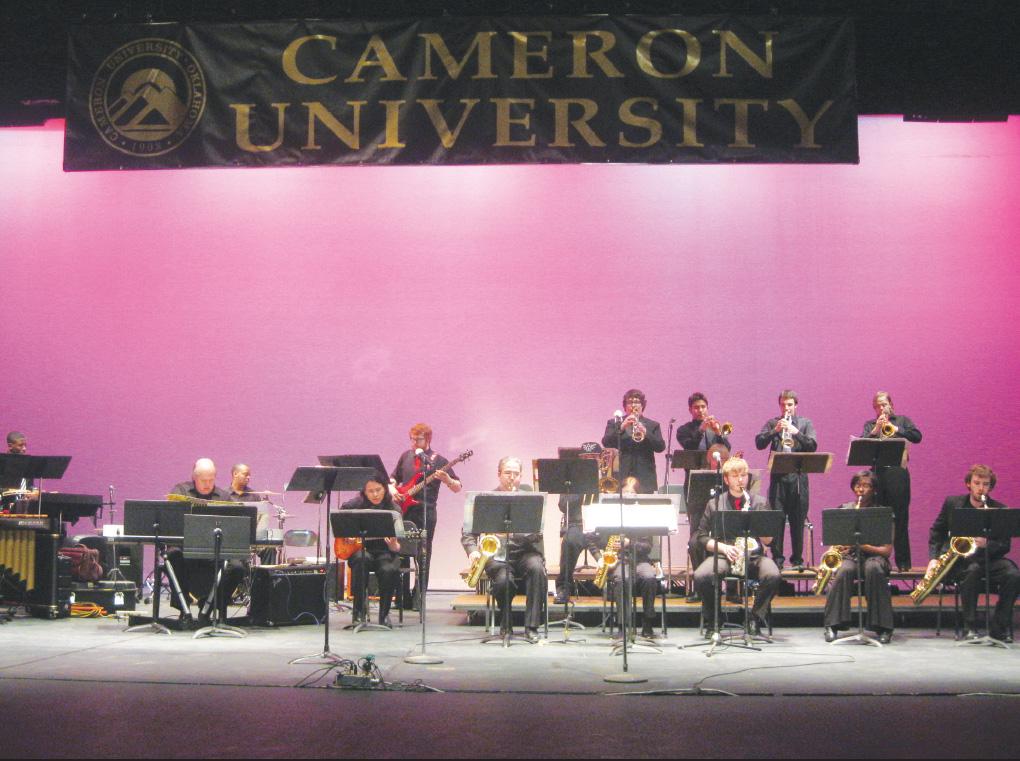 CU Jazz Band