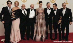 The Empire Business: Breaking Bad took home two awards at the 65th Primetime Emmys.