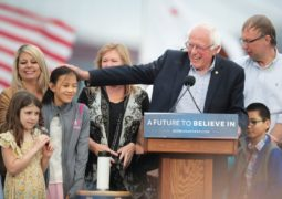 The Sanders Campaign: New office coming to Lawton