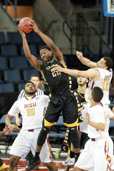 NCAA: Lone Star Championship Basketball