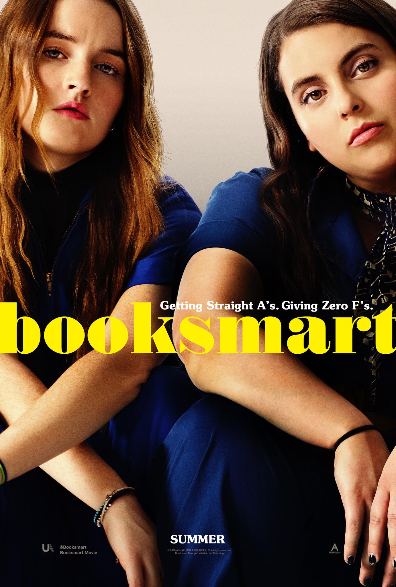 REVIEW: Wilde's 'Booksmart'