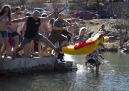 18th annual Polar Plunge