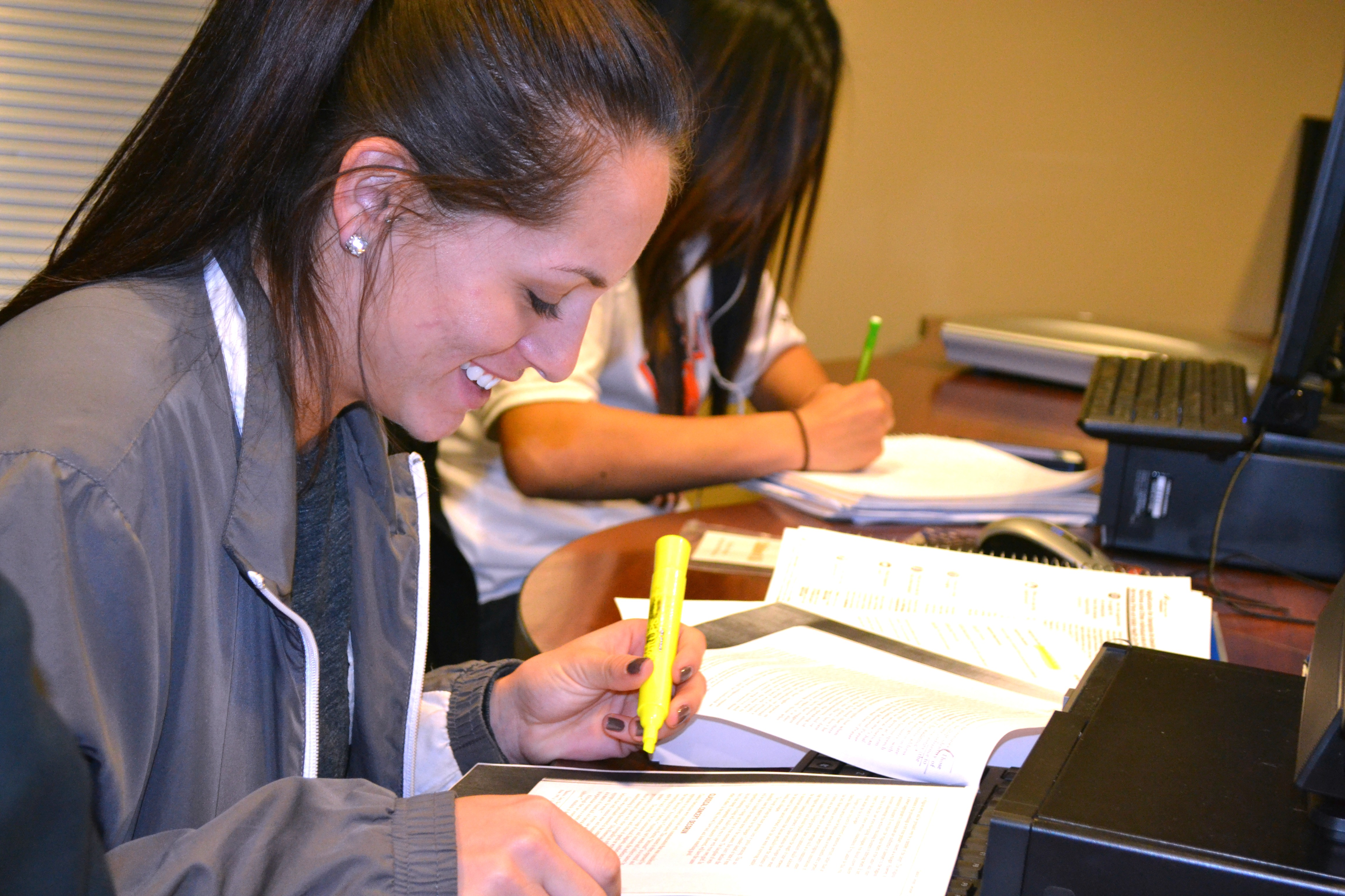 Balancing life on the field and in the classroom
