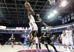 Aggies upset Midwestern in overtime, fall to ASU