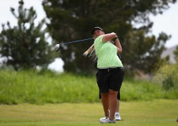 Women's golf places sixth in conference