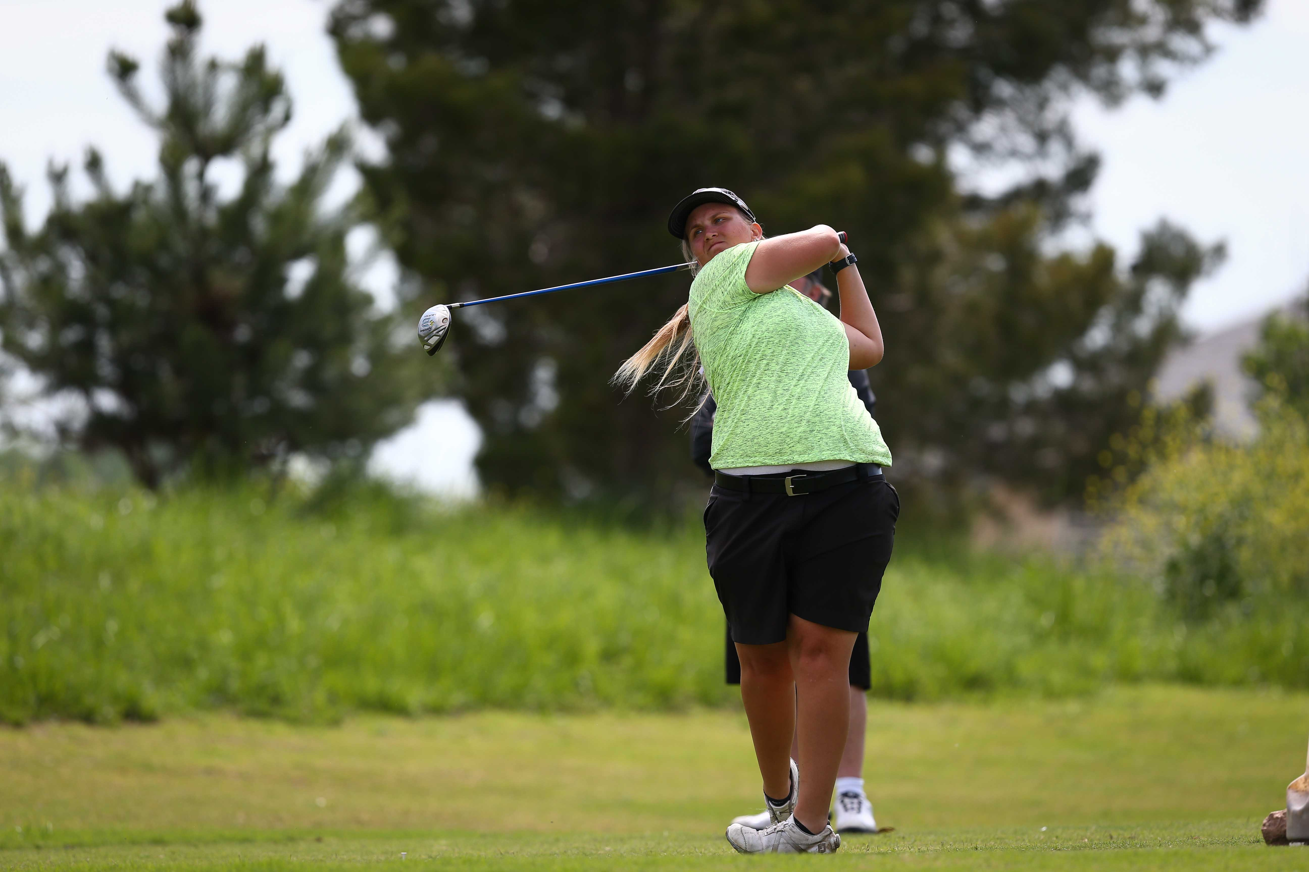 Women's golf places sixth in conference | Aggie Central