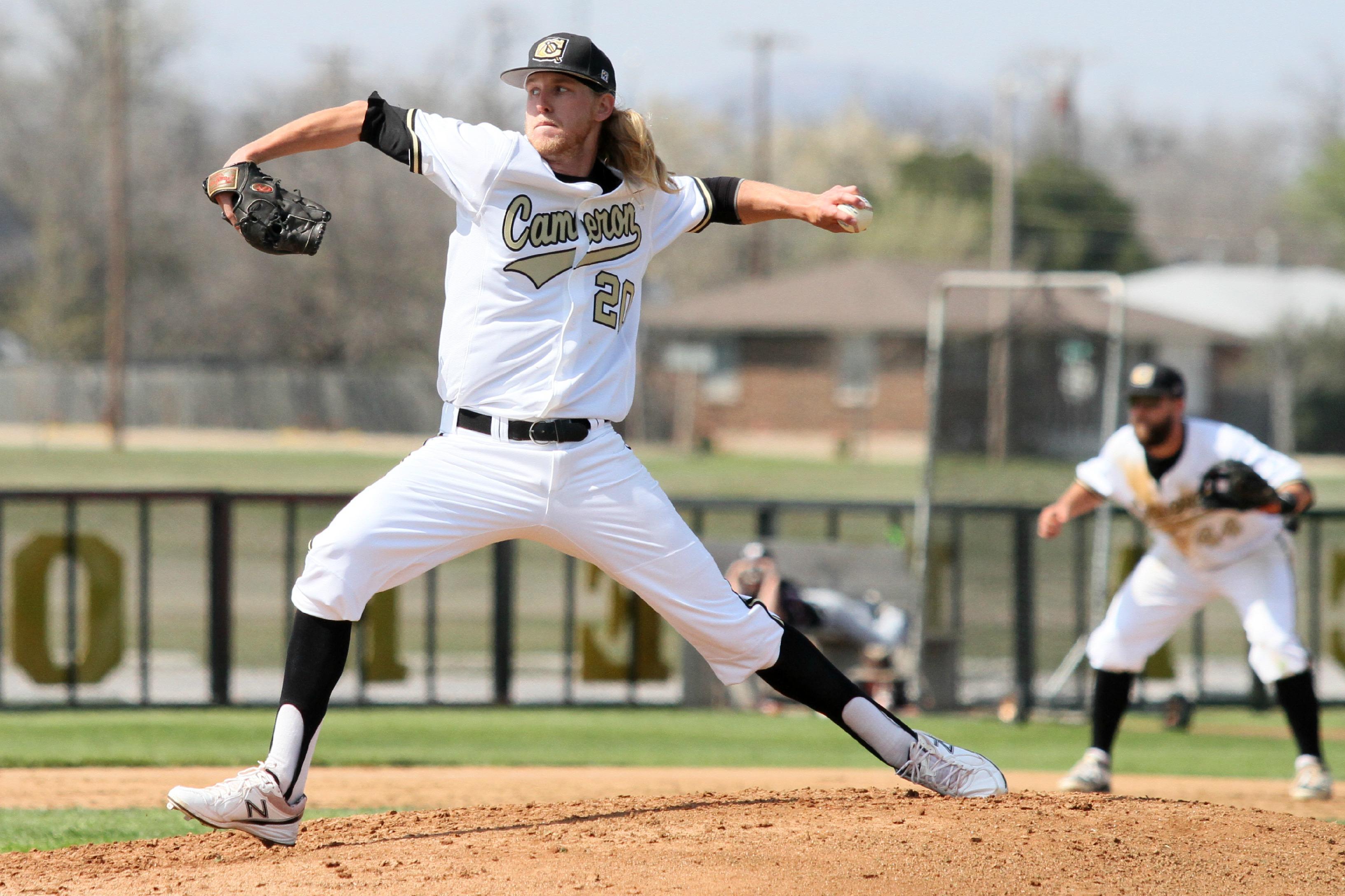 Baseball falls to Angelo State University