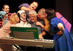 LCT opens with 'Charlie Brown'