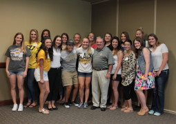 Lady Aggies welcome Williams