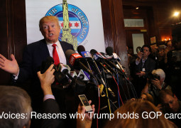 Voices: Reasons why Trump holds GOP cards