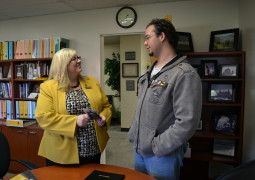 Workshop assists aspiring educators in careers