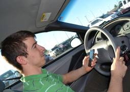 Texting and driving law enacted