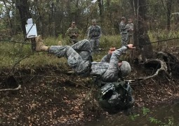 Cadets take third in challenge