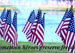 Hometown heroes preserve freedom
