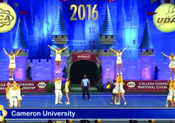 Cheer grabs Third at National Competition