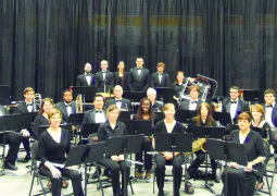 Cameron Students selected to Oklahoma Intercollegiate Honor Band
