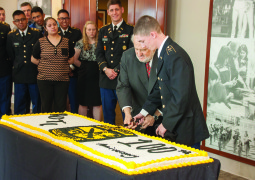 Army Strong: ROTC turns 100