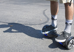 Hoverboards Banned due to Safety Concerns