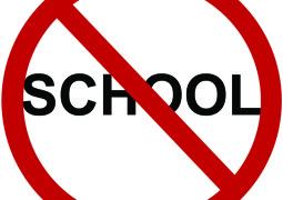 Cache: No School on Fridays