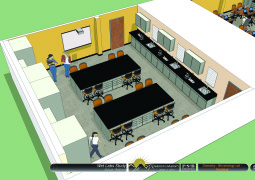 CU-Duncan to Renovate Space for New Lab