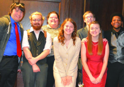State Champions: Debate Team takes First Place at State