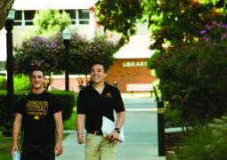 High School Students Enroll at CU