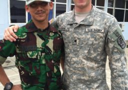 CULP Sends Cadets Across Seas, Cultures