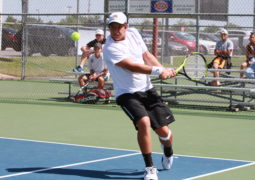 Tennis Teams Tame Cowley College
