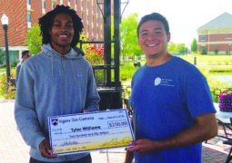 Fraternity Gives Back with Fundraising