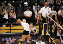 Aggie Volleyball Drops Seventh Straight Match