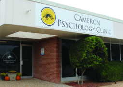 Welcoming the Community: Cameron Psychology Clinic Opens
