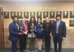 Speaking with Passion: Speech and Debate Wins Awards