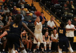 Women Fall in UCO Battle