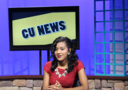 Student Wins Broadcast Scholarship