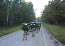 ROTC Competes at Ranger Challenge