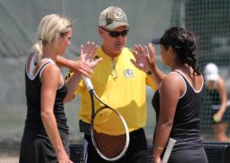 Tennis Icon Helvey Steps Down
