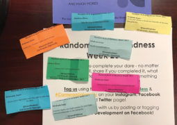 Random Acts of Kindness: Spreading Love on Campus