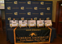 Athletics Inducts New Members
