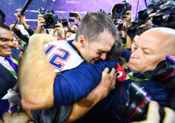 Patriots Clinch Super Bowl with Historic Comeback