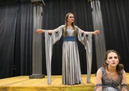 Theatre Prepares for 'Electra'