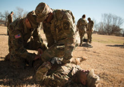 ROTC & Ft. Sill, CLS Training that can Save a Life One Day