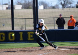 Softball Sweeps EMNU