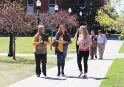 CU Certified as Healthy Campus