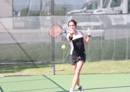Women's Tennis Drops Home Finale