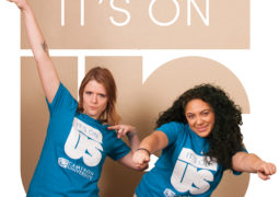 Sexual Assault Awareness:  It's On Us