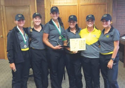 Women's Golf Wins OBU Invite