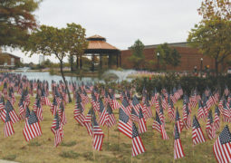 Cameron Honors Veterans Nationwide