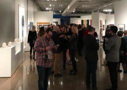 ArtNow 2018 Exhibition: Liontas-Warren Showcases Watercolor Artwork